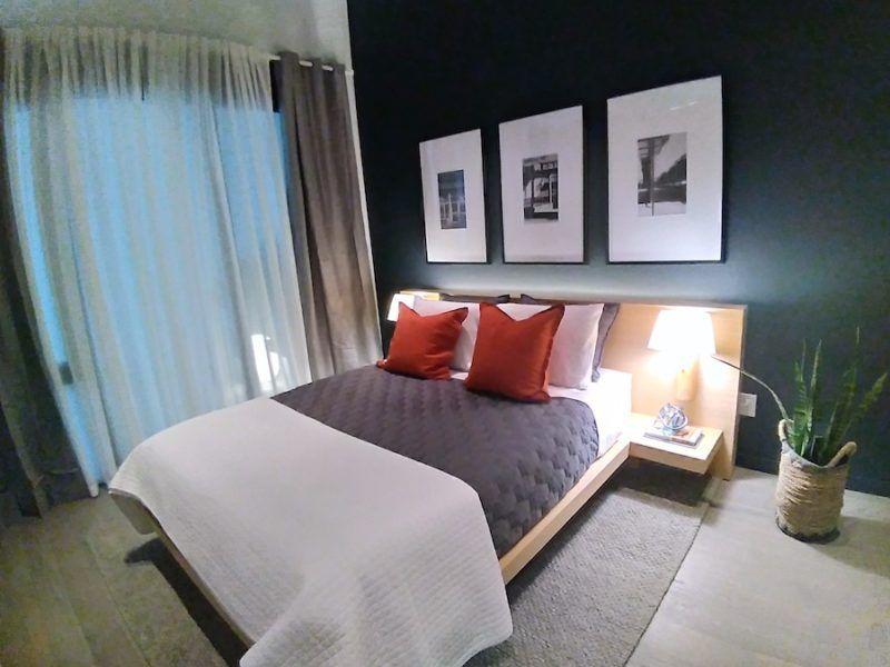 Junction House Condos - Model Bedroom - Yossi Kaplan VIP Sales