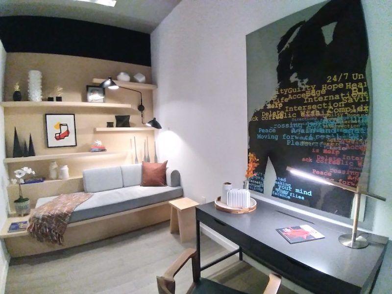 Junction House Condos - Model Den - Yossi Kaplan VIP Sales