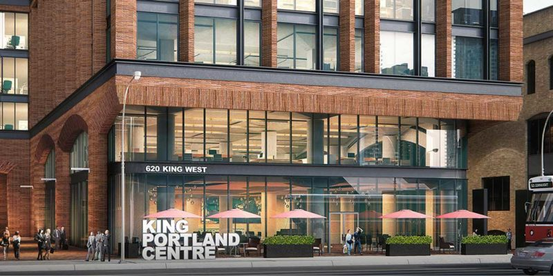 King Portland Centre - 620 King West