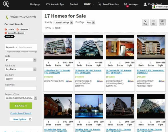 King West Condos For Sale by Yossi Kaplan
