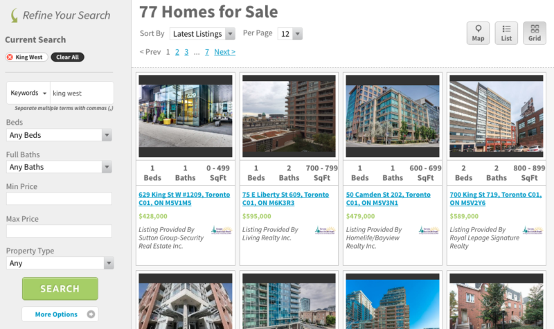 King West Condos and Lofts for Sale - Contact Yossi Kaplan - Kingly Condos