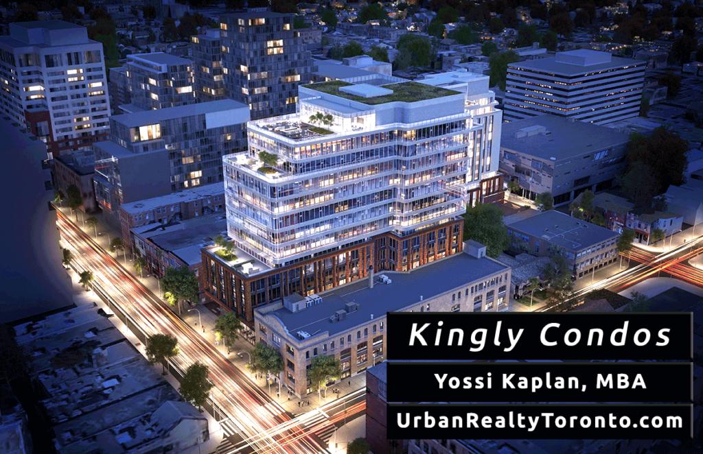Kingly Condos at King and Portland - 620 King West