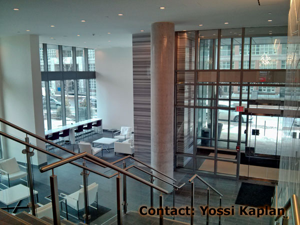 LIBERTY ON THE PARK - LOBBY - CONDO FOR RENT