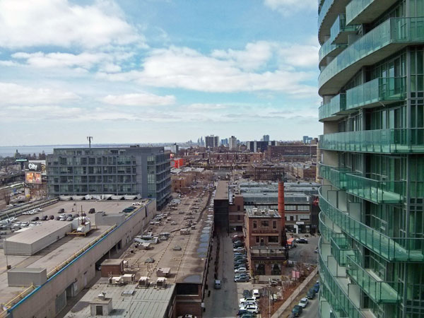 LIBERTY ON THE PARK - VIEW - CONDO FOR RENT - YOSSI KAPLAN