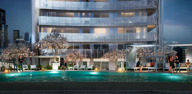 Lakeside Residences Amenities - Infinity Pool