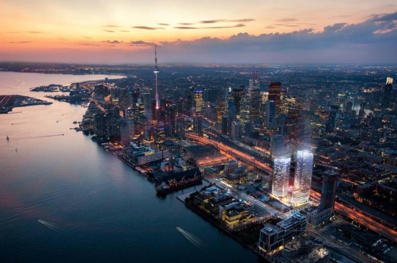 Lakeside Condos Toronto - Contact Yossi Kaplan