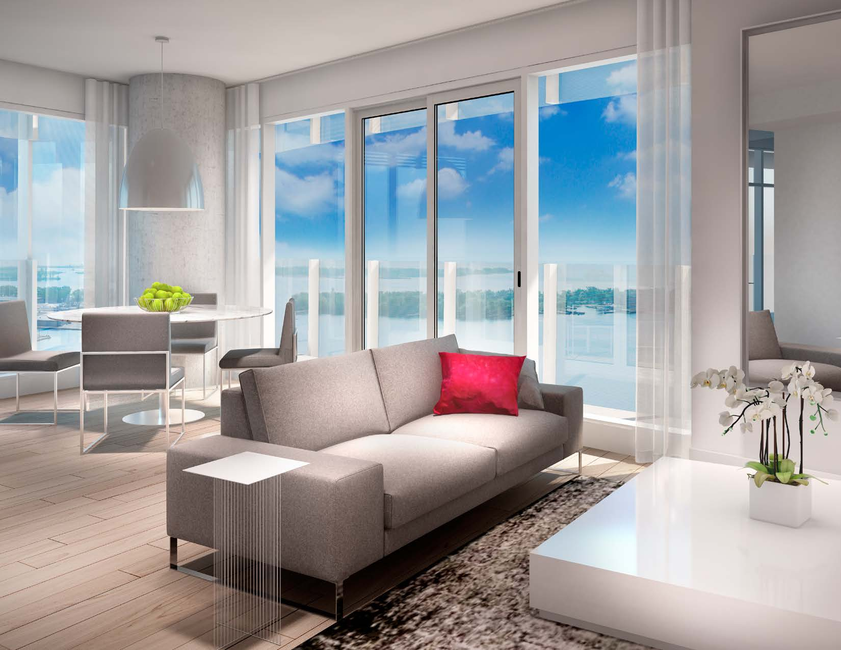 Lakeside Residences for Sale - Corner Suite