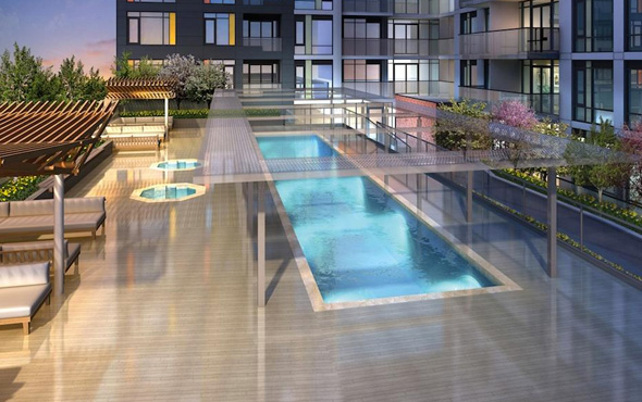 MUSEE PLAZA CONDOS - 525 ADELAIDE ST WEST - 2