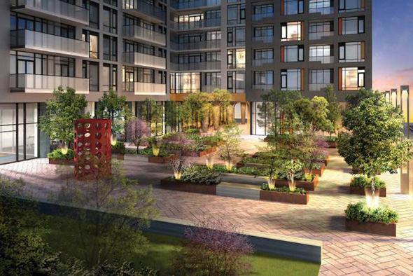 MUSEE PLAZA CONDOS - 525 ADELAIDE ST WEST - 3
