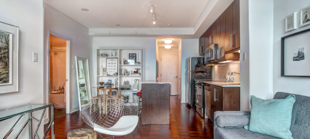 ONE BED FOR SALE AT BOHEMIAN EMBASSY CONDOS - CONTACT YOSSI KAPLAN