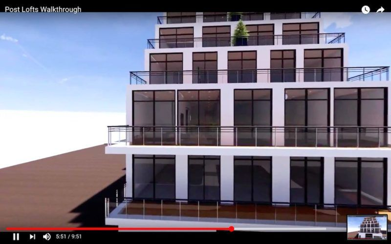 Post Lofts Condos For Sale - Yossi Kaplan YouTube