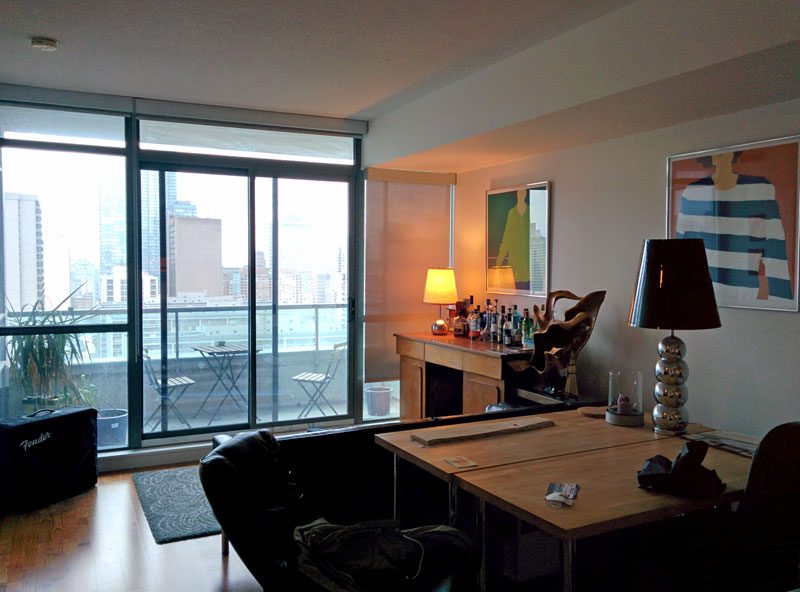 ONE BED CONDO FOR LEASE AT RADIO CITY - CONTACT YOSSI KAPLAN
