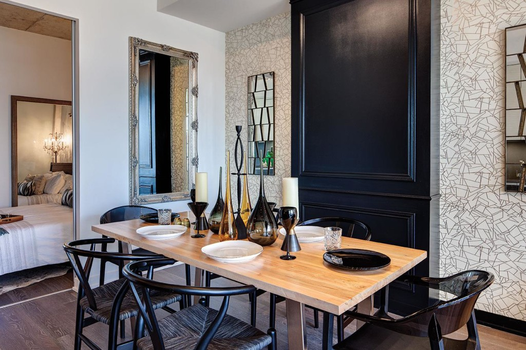RIVERSIDE SQUARE CONDOS FOR SALE - DINING - CONTACT YOSSI KAPLAN