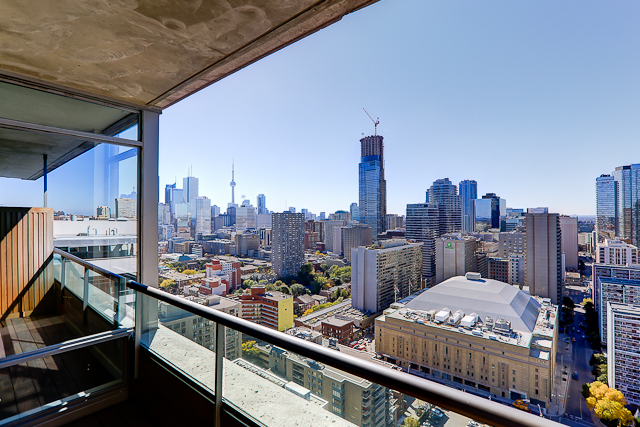 Radio City Condos - 281 Mutual St - Penthouse For Sale - 13