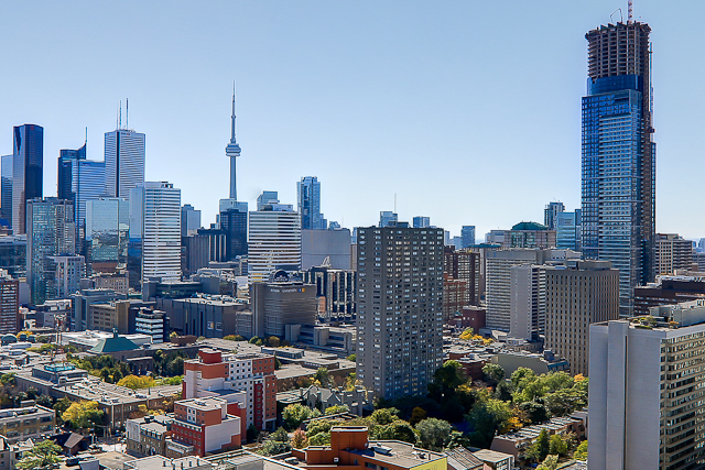 Radio City Condos - 281 Mutual St - Penthouse For Sale - 28