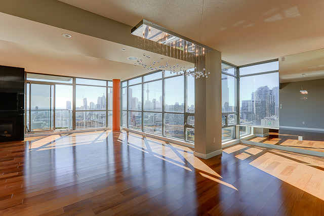 Radio City Condos - 281 Mutual St - Penthouse For Sale - 3