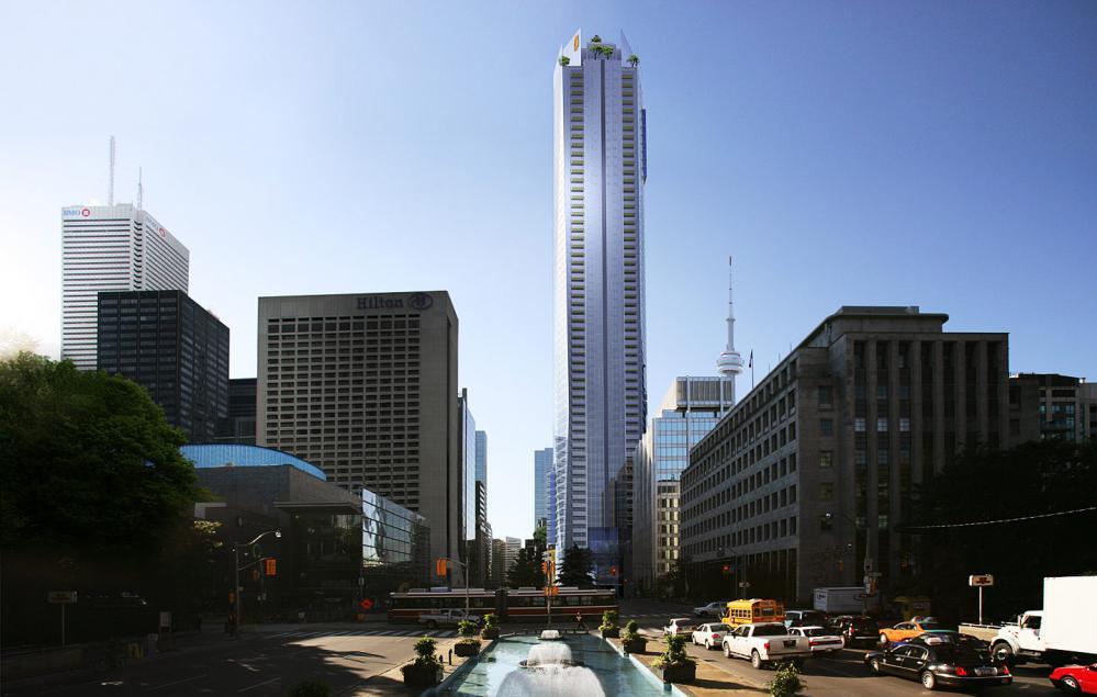 180 University - Toronto Shangri-La