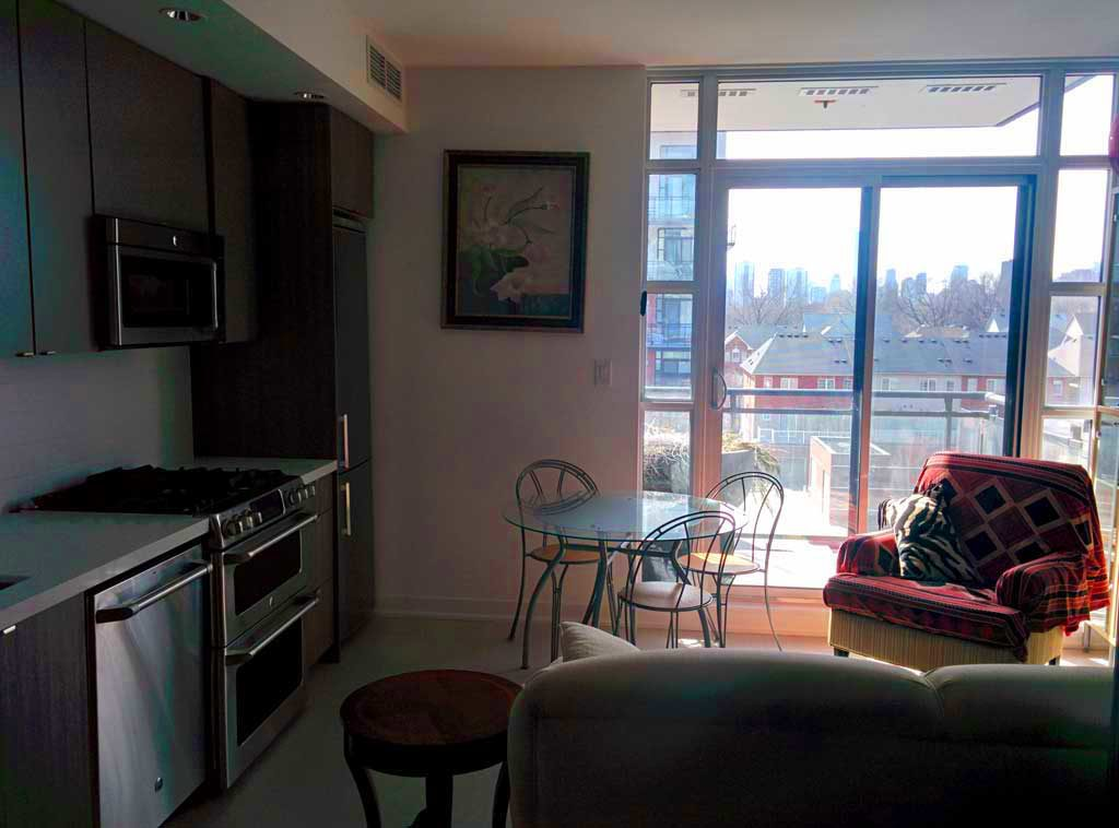LESLIEVILLE ONE BED FOR SALE - CONTACT YOSSI KAPLAN