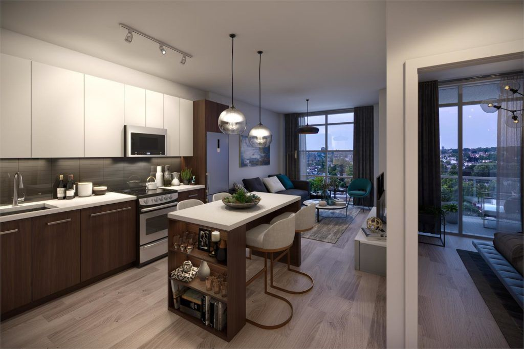 Scout Condos - 1791 St Clair Ave W - Kitchen - Sales Yossi Kaplan MBA