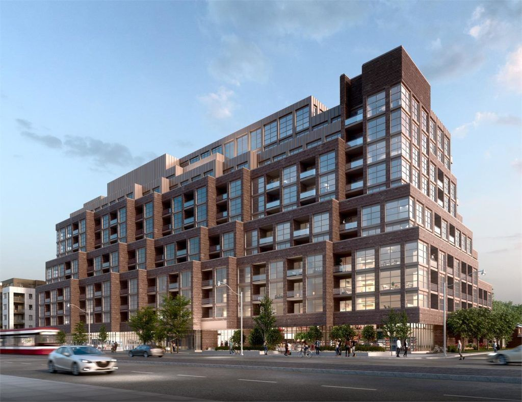 Scout Condos - 1791 St Clair Ave W - Sales Yossi Kaplan MBA