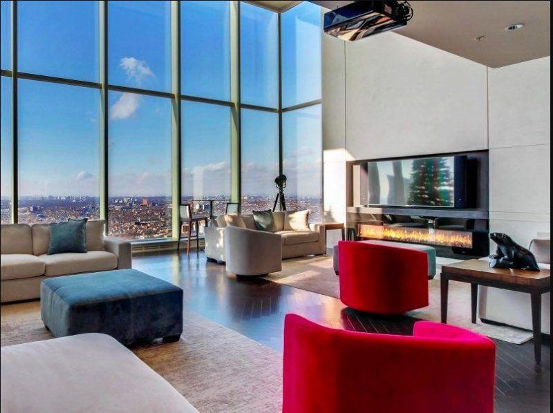 Shangri-La Toronto - Living Room