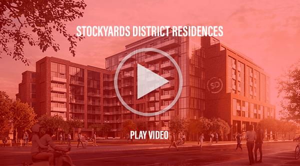 Stockyards Condos VIP Registration - Yossi Kaplan (647) 247-4999