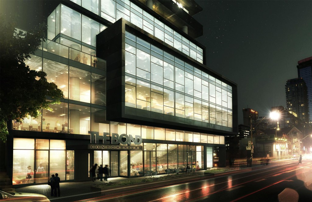 THE BOND CONDOS FOR SALE - 290 ADELAIDE WEST
