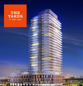 THE YARDS CONDOS FOR SALE - YOSSI KAPLAN