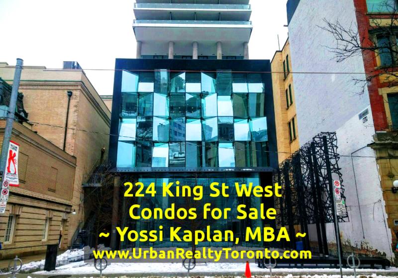 224 King West Condos for Sale - Theatre Park Condos