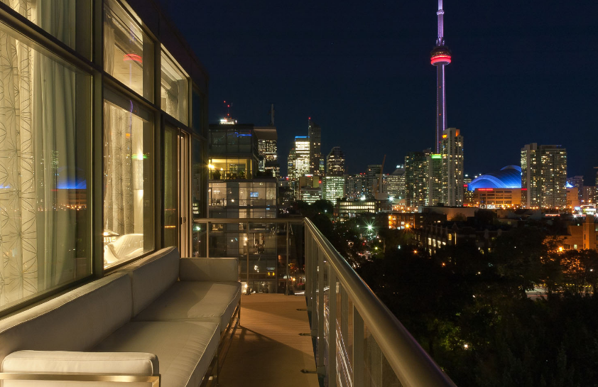 THOMPSON RESIDENCES - KING WEST LUXURY CONDOS FOR SALE