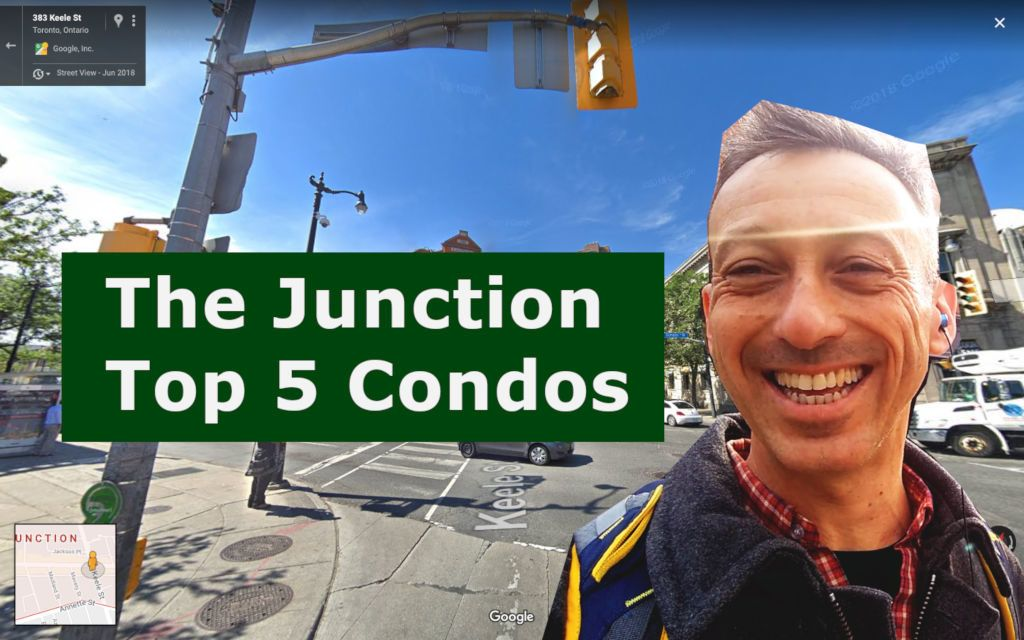 THe Junction Top 5 Condos for Sale by Yossi Kaplan Realtor