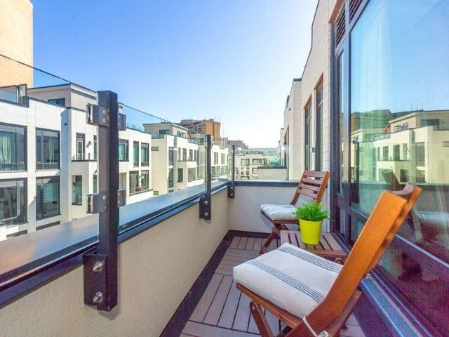 The Niagara - Condo Investments - 10 Rooftop Patio - Call Yossi Kaplan