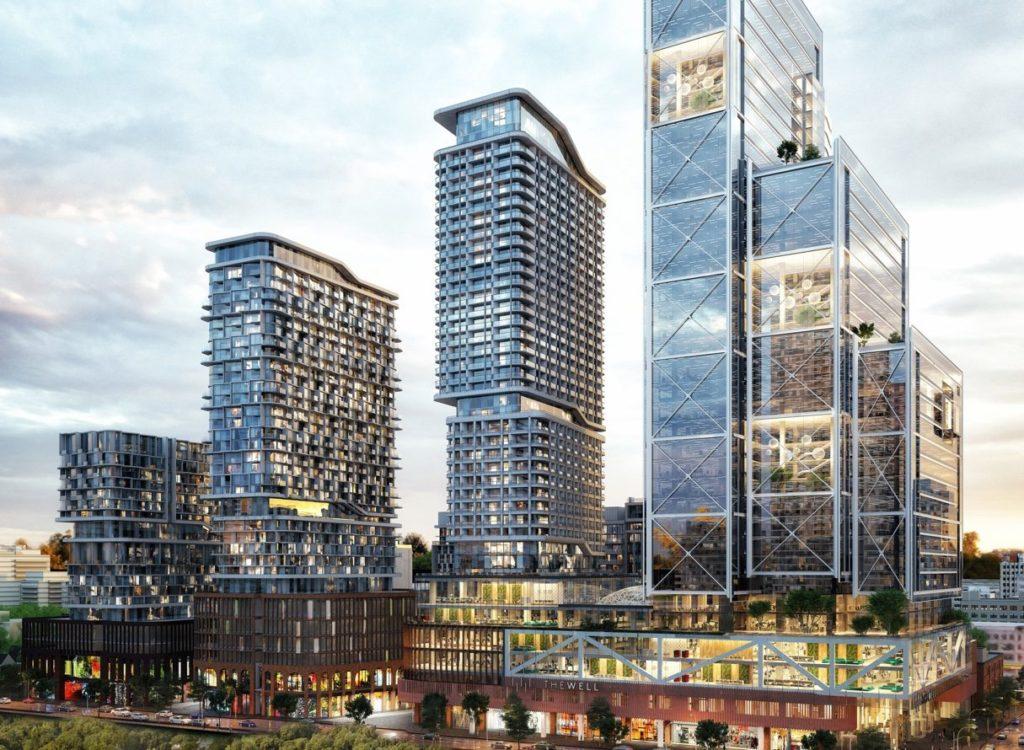 The Well Toronto - Contact Yossi Kaplan