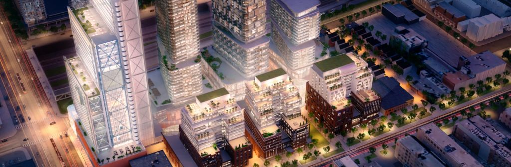 The Well Toronto - RioCan & Allied Properties