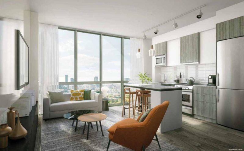 Theory Condos for Sale - Suite Interior