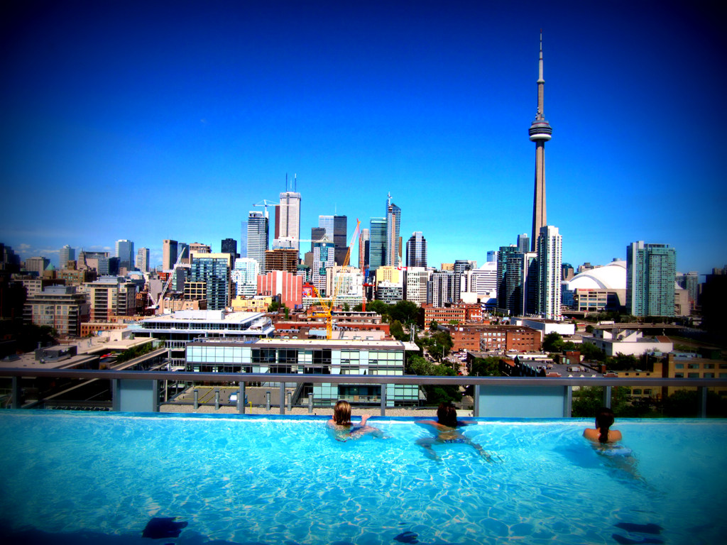 Thompson Toronto 55 Stewart St
