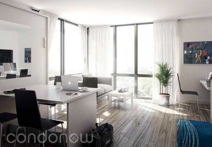 University Studios Oshawa 1800 North Simcoe St. - Living Room - Contact Yossi Kaplan