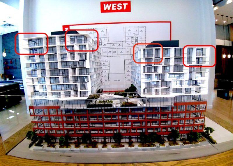 South Facing Penthouses @ West Condos 89 Niagara St. - Condos, Lofts & Penthouses for sale - call Yossi Kaplan