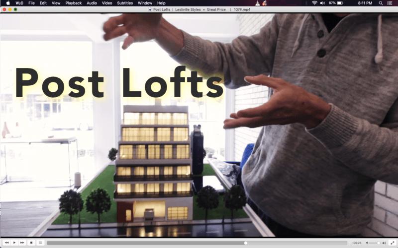 Yossi Kaplan @ Post Lofts