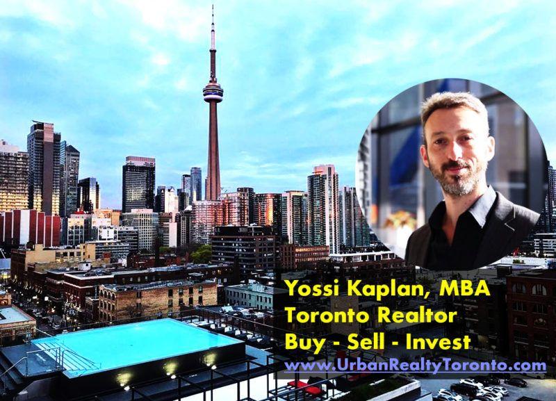 Yossi Kaplan, MBA | Buy Sell Invest | UrbanRealtyToronto.com