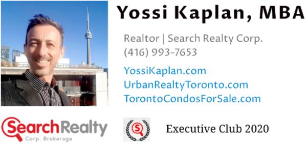 Yossi Kaplan, MBA | Toronto Realtor