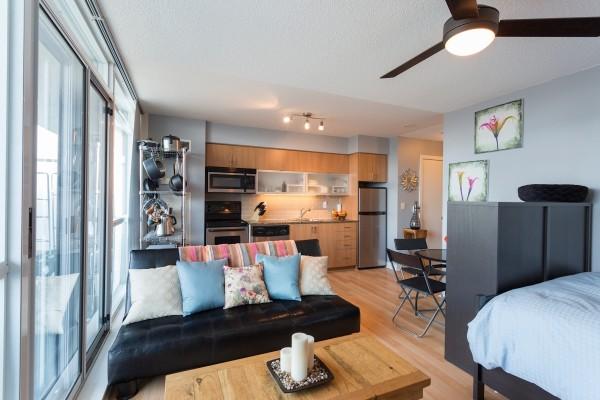 ZIP CONDOS FOR SALE - LIVING ROOM 3 - YOSSI KAPLAN