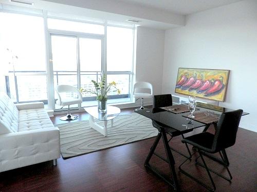 Bohemian Embassy 2-Bed Living Room 1