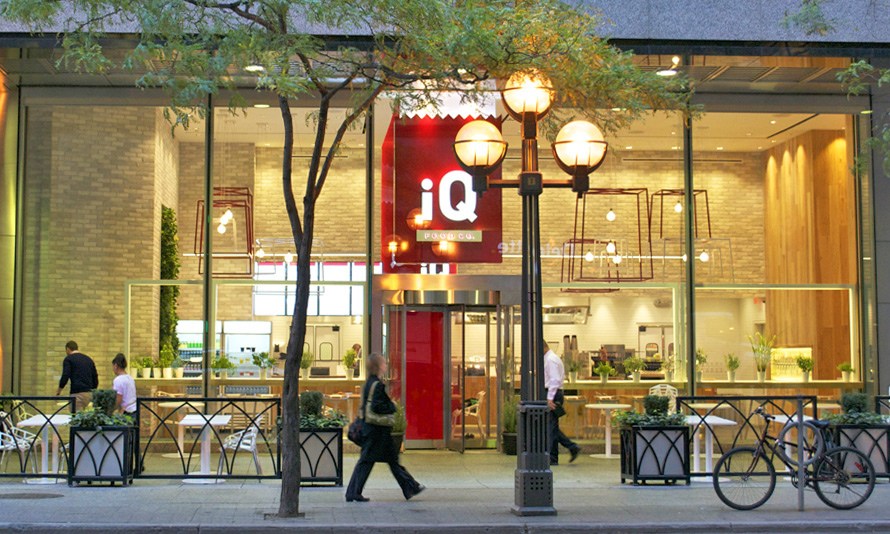 iQ Food Co. at Zen King West