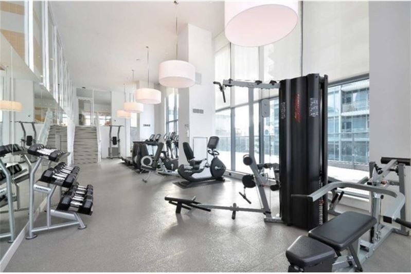 Pinnacle Condos - Gym