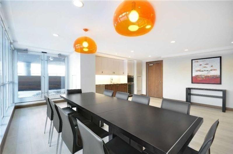 Pinnacle Condos - Dining Room