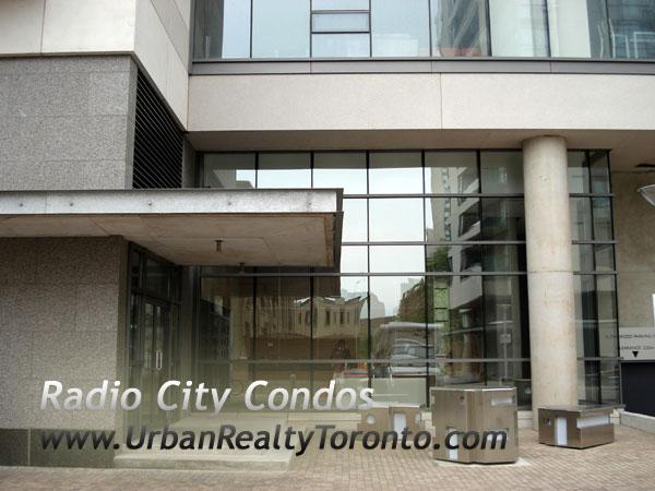 Radio City Condos - 281 & 285 Mutual St.